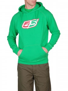 Hoodie von Fifty Five DSL